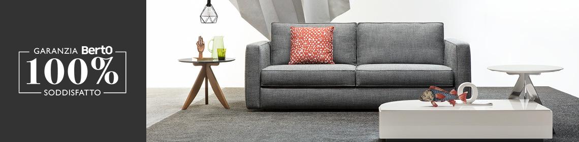Il tuo divano divano letto Gulliver con la Garanzia 100% Soddisfatto BertO