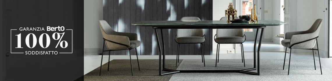Il tavolo Ring ovale con la Garanzia 100% Soddisfatto - BertO