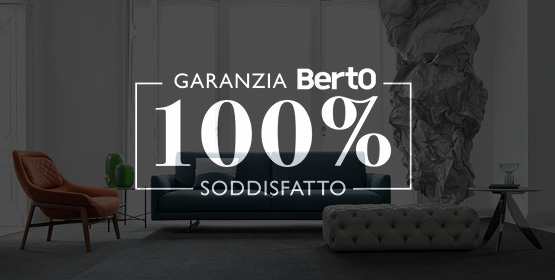 Garanzia 100% Soddisfatto per il tuo divano moderno in pelle Dee Dee