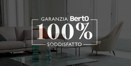 Acquista la tua poltrona classica Kingdom con la Garanzia 100% Soddisfatto BertO