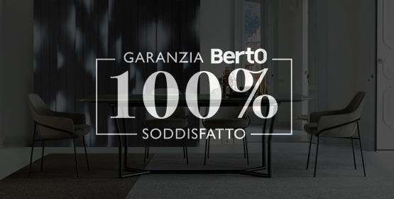 Il tuo nuovo tavolo Ring ovale con la Garanzia 100% Soddisfatto - BertO
