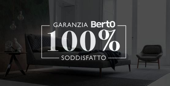 Acquista con la Garanzia 100% Soddisfatto il tuo letto moderno Soho