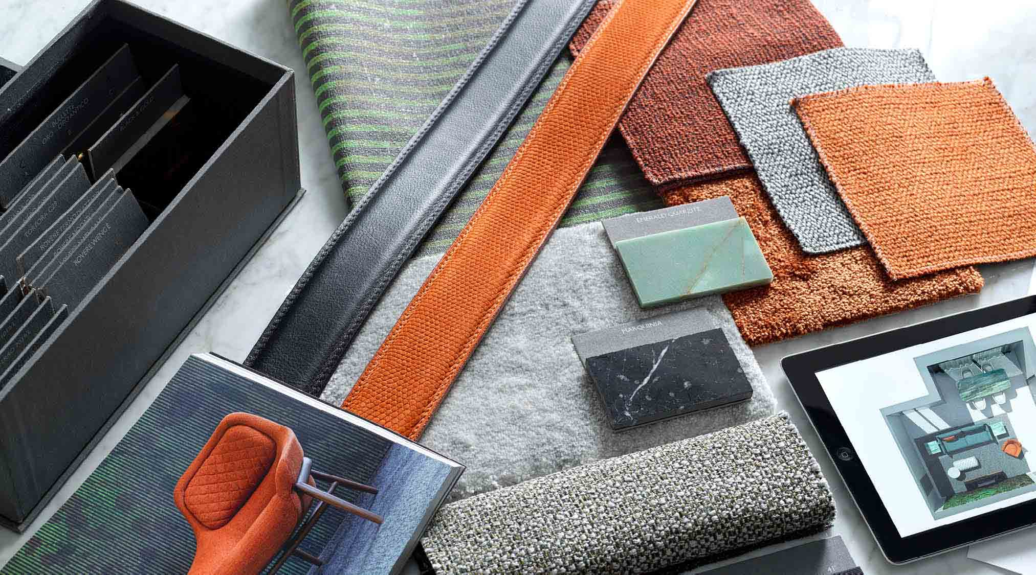Servizio Progettazione Interior Design - Showroom BertO Meda via Piave