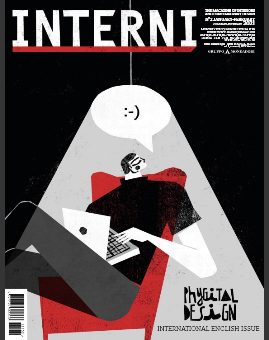 Interni newspaper cover