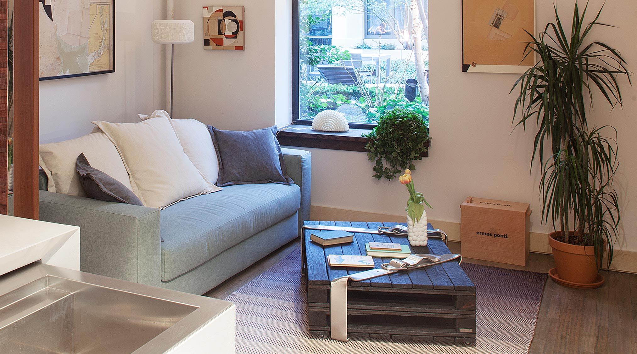 Divano letto Passepartout - Showroom Design Apart