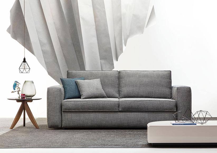 divano letto nemo 18 con materasso alto 18 cm collezione berto salotti 2018