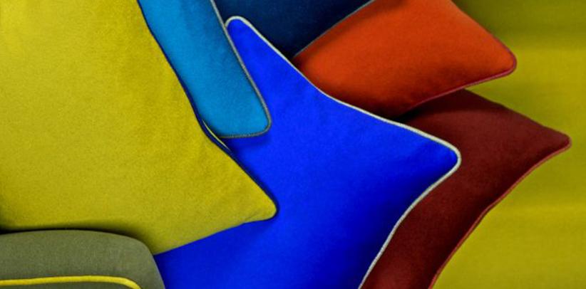oreillers loro piana interiors dans la Collection de Tissus BertO