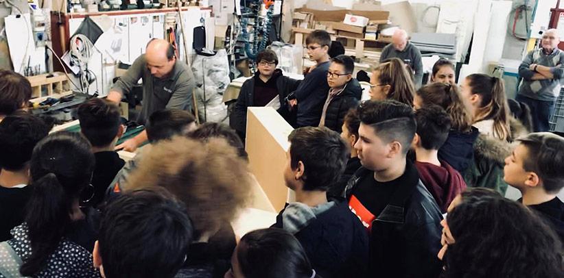 progetto professione legno meda da berto