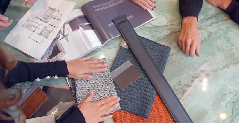 Design environment design - BertO