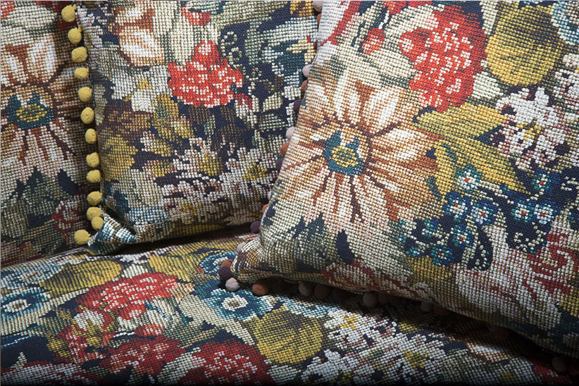 Tessuti lamadrid nella collezione tessile berto berto news for Arredatori on line
