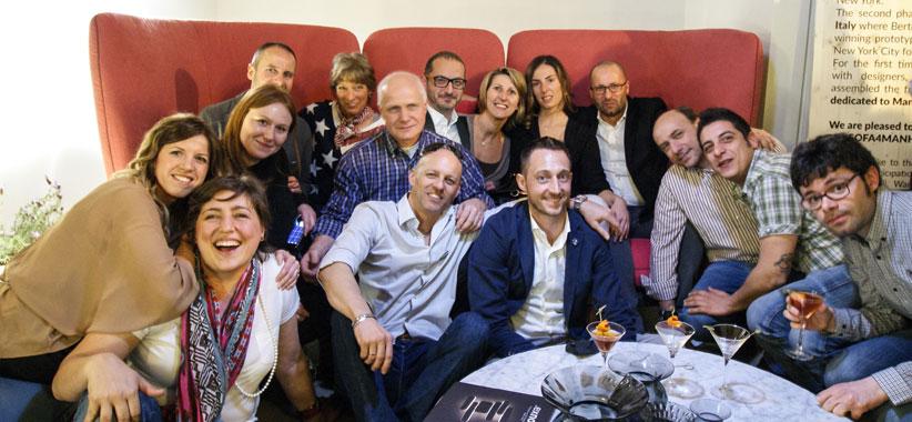 Team BertO dal 1974 nel cuore della Brianza