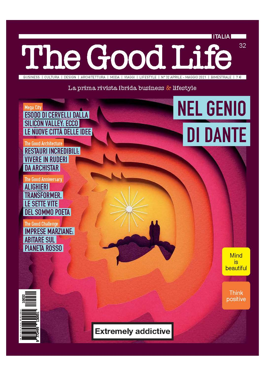La poltrona Patti di BertO su The Good Life Italia
