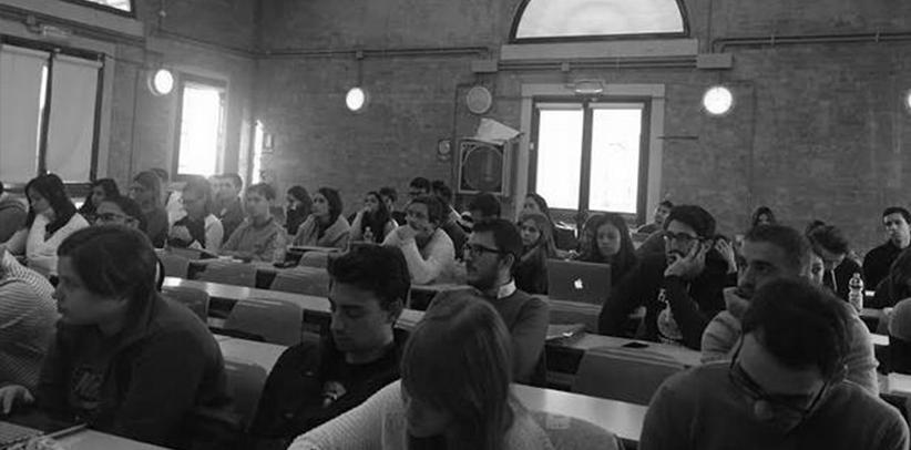 Università Ca' Foscari Venezia corso di International Management
